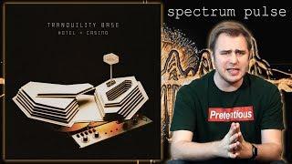 Baixar Arctic Monkeys - Tranquility Base Hotel + Casino - Album Review