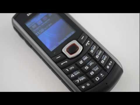 Обзор телефона Samsung B2710 Xcover от Video-shoper.ru