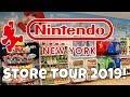 Nintendo Store New York City! 2019 Store Tour!