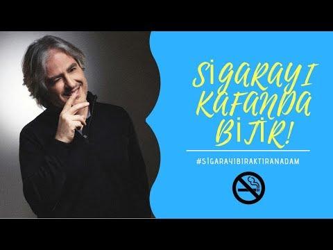 Sigarayı Kafanda Nasıl Bitireceğini Öğren!