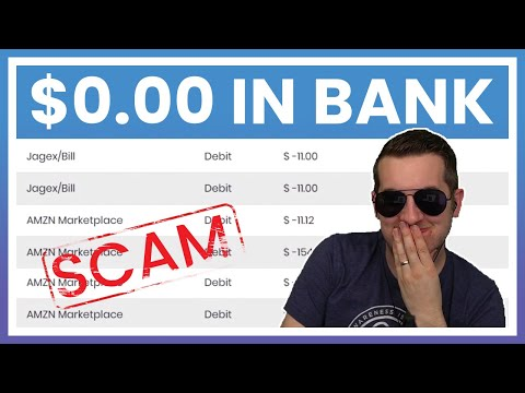 What Scammers Do When You Have $0.00
