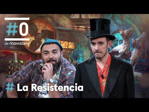 LA RESISTENCIA – Pantomima Full tienen un problema en la oficina   #LaResistencia 09.06.2021