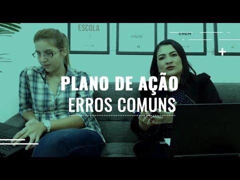 Plano de ação pedagógico: erros comuns