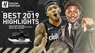 Bradley Beal BEST Highlights & Moments from 2018-19 NBA Season!