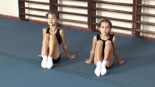 RU | Видео урок 2. Развитие силовых способностей