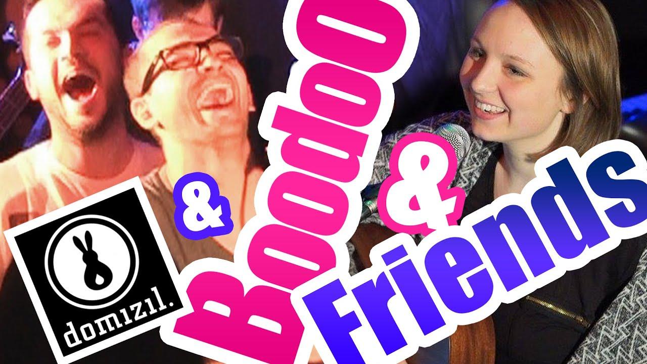 Boodoo Friends Live Im Domizil Leonberg Youtube