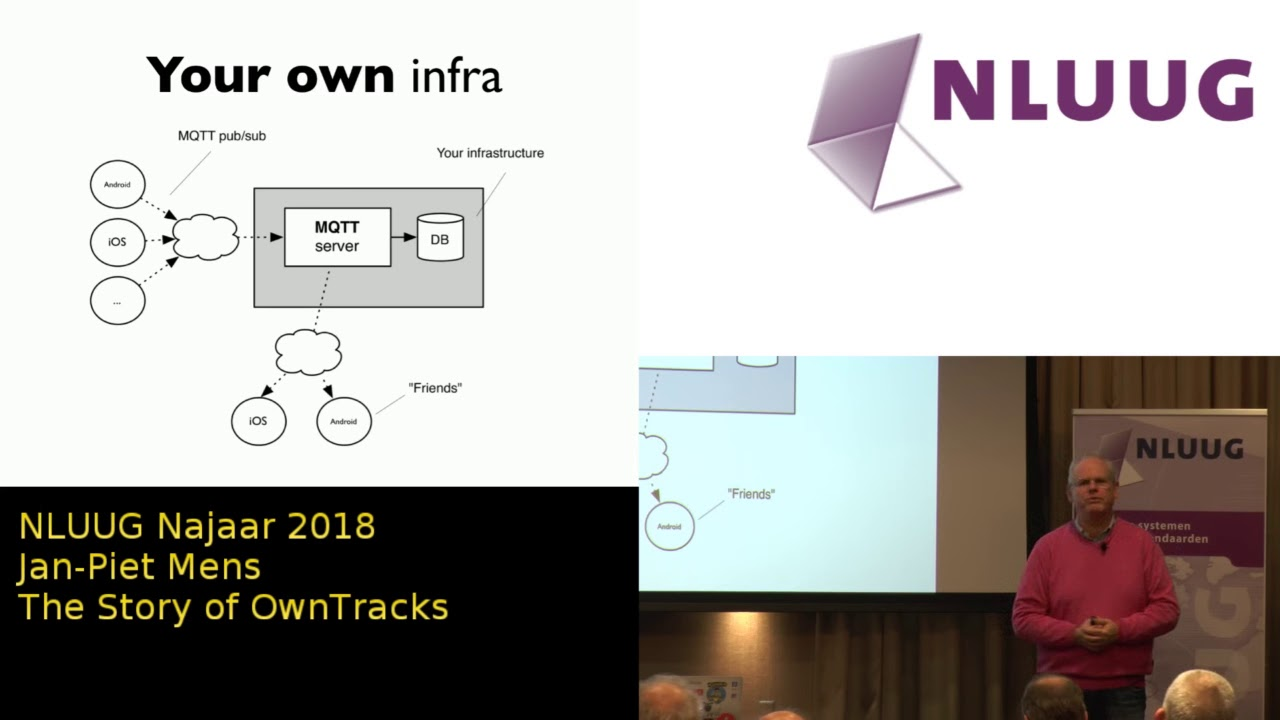 NLUUG 2018 NJ: Jan-Piet Mens -- The Story of OwnTracks