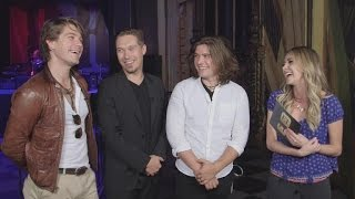 Hanson Opens Up About Seventh Studio Album: