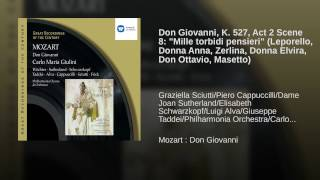 Don Giovanni (2002 Remastered Version) , Act II, Scene Two, Sextet: Mille torbidi pensieri...