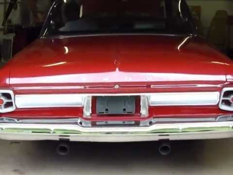 BAD ASS MOPAR 65 PLYMOUTH BELVEDERE 440 * DUAL QUAD * CRAZY ...
