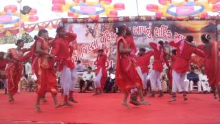 Dangi Dance at Dang Darbar 2013
