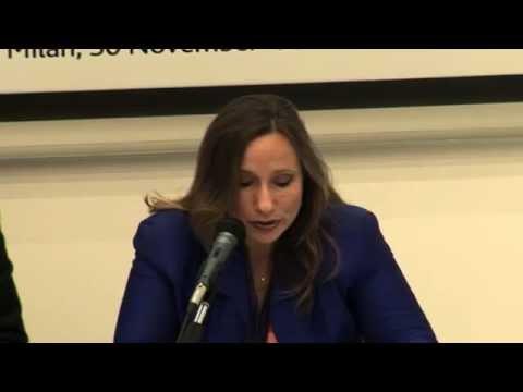 STELLA THOMAS | WATER ECONOMY: EMERGENZA ACQUA