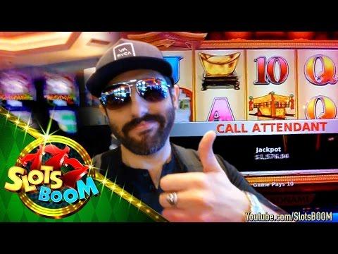 THE JACKPOT DAY !!! on Jackpot Streams Progressives Konami Video Slot Game