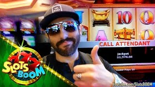 THE JACKPOT DAY !!! on Jackpot Streams Progressives Konami Video Slot Game