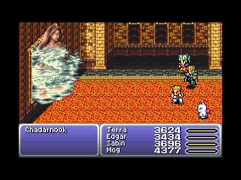 Final Fantasy 6(GBA) Playthrough part 54