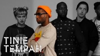 Tinie Tempah | Disturbing London Photoshoot - Behind The Scenes (Part 2)