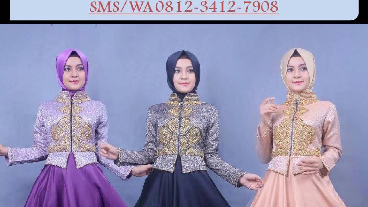 Baju Muslim Terbaru Dewasa Busana Muslim Terbaru Couple Youtube