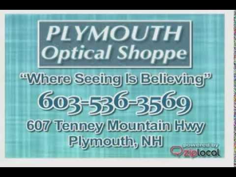 Plymouth Optical Shoppe - (603) 536-3569