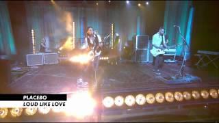 Placebo Live @ Canal+ -Loud Like Love - 2013 HD