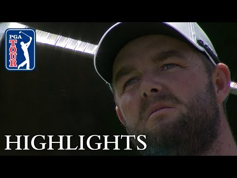 Marc Leishman extended highlights | Round 1 | Quicken loans