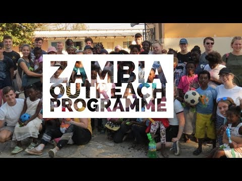 Zambia Outreach Programme 2018