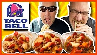 Taco Bell Dare Devil Loaded Grillers Review Special Guest Paul Merrimen
