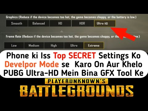 Download How To Enable Hd Hdr Ultra Hd Graphics In Pubg