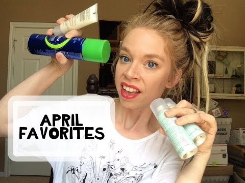 APRIL FAVORITES- 2014