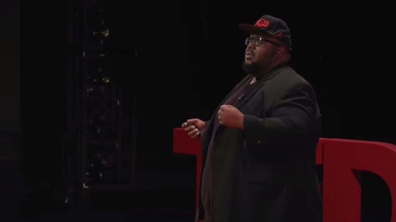Building a Better Mental Health Culture for Men of Color  | Lorenzo Lewis | TEDxPointParkUniversity