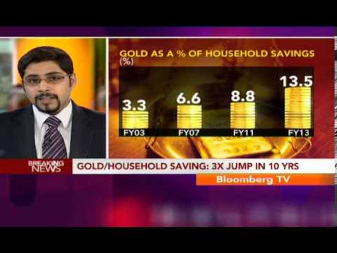 Big Story - Gold Share In Household Savings Triples In 10 Yrs