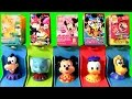 Surprise Boxes Mickey Mouse Clubhouse Pop Up Surprise Disney Baby Toy with Dumbo Goofy Minnie Donald