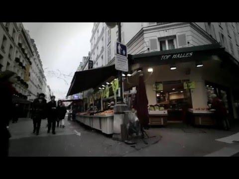 Rue Cler, 7th District, Paris, France