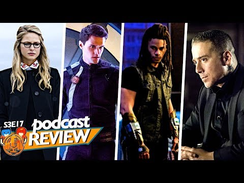 Supergirl Returns, Ralph's Fate , Black Lightning Finale! The Justice Clubhouse Podcast Episode 17
