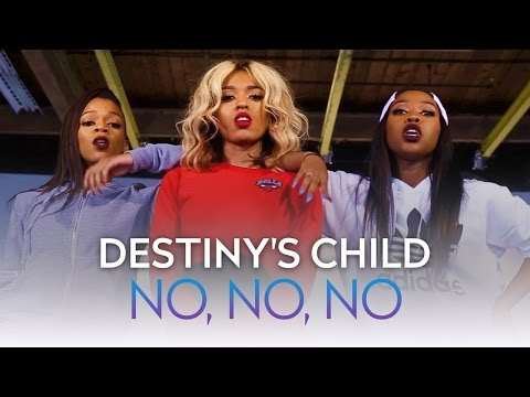 Destiny's Child - No, No, No Cover