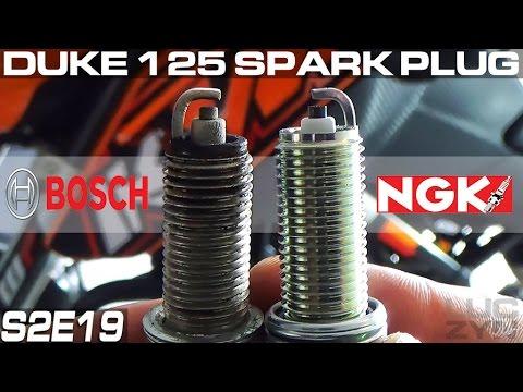 Ngk Spark Plug For Ktm Duke