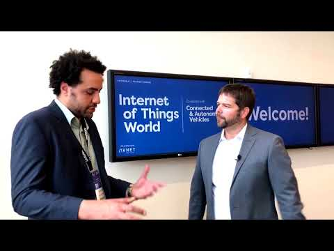 IoT World 2018 Western Digital and IoT data decisions