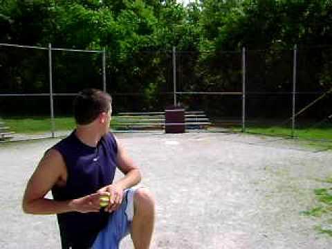 Adam Legler fastball