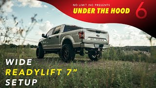 "2019 FORD F150 7"" READYLIFT + MASSIVE TIRES 