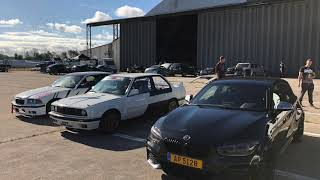 Drift Day Action in BMW 318is E30 Rally @ Circuit TopGear France (Brienne-le-Chateau)