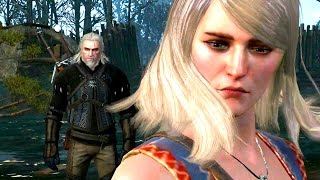 The Witcher 3 - How To Convince Keira To Hand Over Alexander's Notes w/o Killing Her