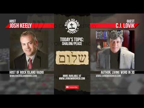 """Peace/Shalom"" in ancient Hebrew! (Full Interview)"