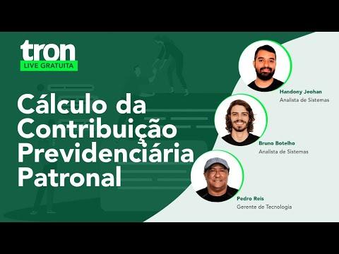 Live: Cálculo da Contribuição Previdenciária Patronal