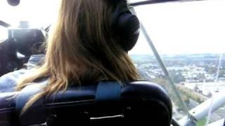 flight in a Fairchild 24