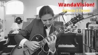 WandaVision! - arrangement by Richard Greig
