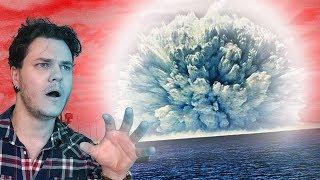 Et Si Toute l'Humanité Sautait d'un Coup Dans l'Océan ? (en 360s)