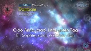 "Mishela Rapo - ""Dambaje"" - (Albania)"