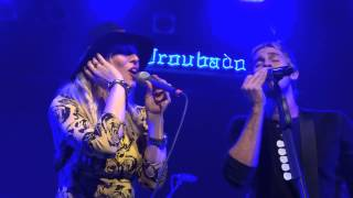 """Between The Raindrops"" Lifehouse ft Natasha Bedingfield at Troubadour Dec 18 2012"