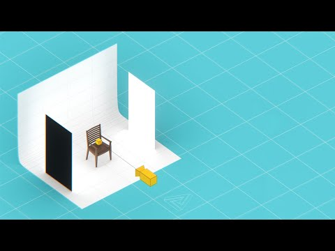 Basic Studio Lighting Setup In 3D Studio Max & Vray