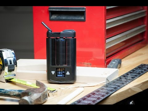 How to Use the Storz & Bickel Mighty Vaporizer – Smuggle Portland Product Review