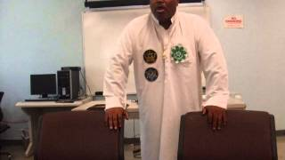 Tjeti  Faheem Judah EL  Metaphysical Bible Class   Karast Vs Christ